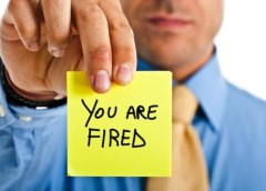 Got fired? Yay! This was a blessing in disguise.