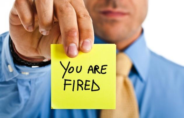 fired 1 your manager appears distant and cold this is the first sign that your job might be in trouble if your manager not being his usual self - Getting Fired How To Avoid Getting Fired From Your Job