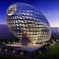Cyberecture-egg-shaped-building-mumbai