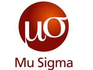 MuSigma logo