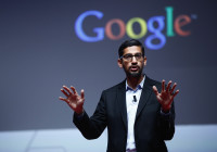 Google To Come Under Alphabet Inc, Sundar Pichai To Become CEO Of Google