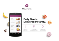 Ola Starts A Grocery Delivery Service