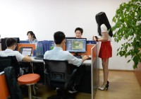 "Chinese Internet Companies Hiring ""Programming Cheerleaders"""