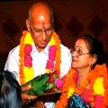 Sundar Pichai Father in law remarries