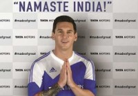Lionel Messi To Be Tata Motors' New Brand Ambassador