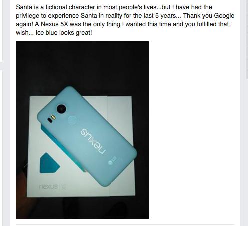 Nexus 5x- Google-Holiday-gift