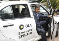 Ola Drivers Protest In Chennai Over Reduced Incentives
