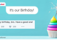 It's Snapdeal's 6th Birthday And They Have A Wish From An Unlikely Friend