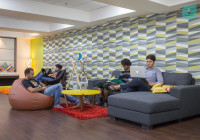 Grabhouse's New Office In Bangalore Is Grabbing Eyeballs
