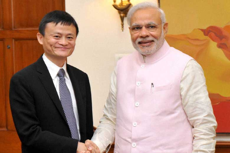 Big Daddy's Coming: Alibaba Group Plans To Enter India This Year