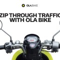 Ola Bike TAxis