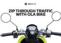 Hours After Uber Announces Bike Taxis, Ola Follows Suit