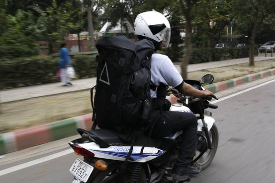 delivery personnel