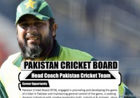 The Amazing Job Description For Pakistan's Cricket Coach