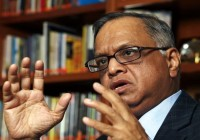 "Narayan Murthy, Co-founder Of Infosys Calls Indian IT Companies ""Immigration Agents""."