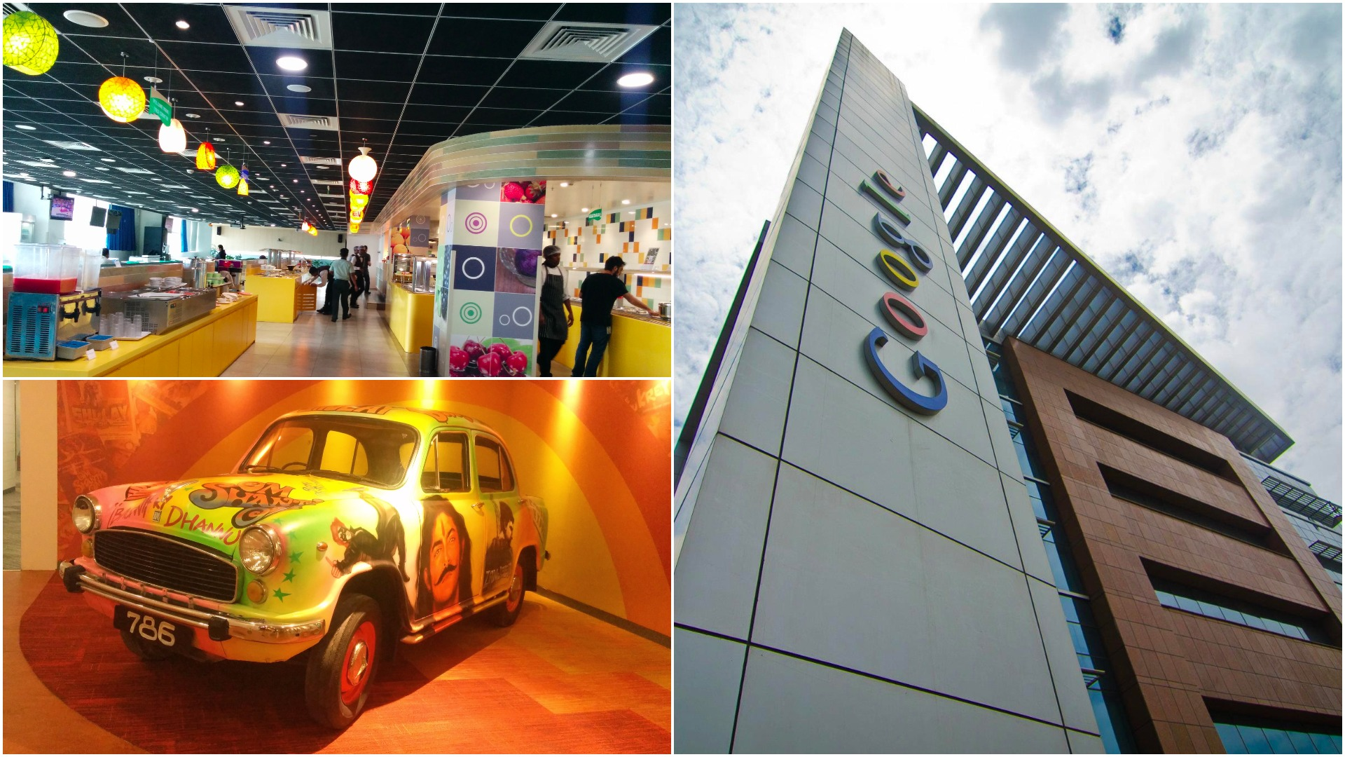 office google. The Google India Head Office And Its Perks Will Make Your Job Look Like A Joke - OfficeChai O