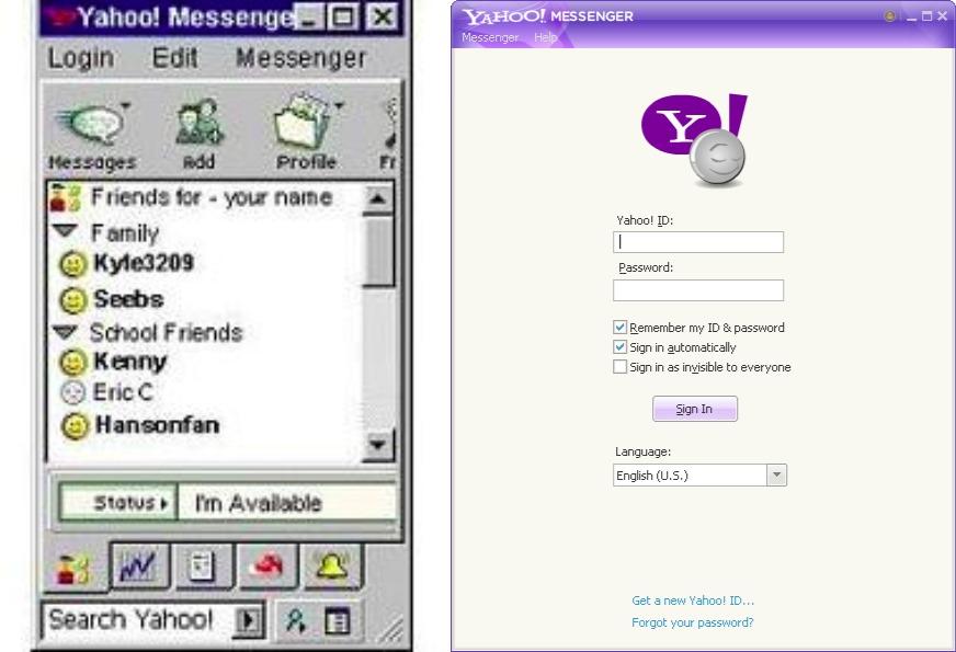 Yahoo messenger legacy