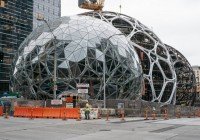 Amazon Is Building These Huge Greenhouse Spheres To Inspire Its Employees
