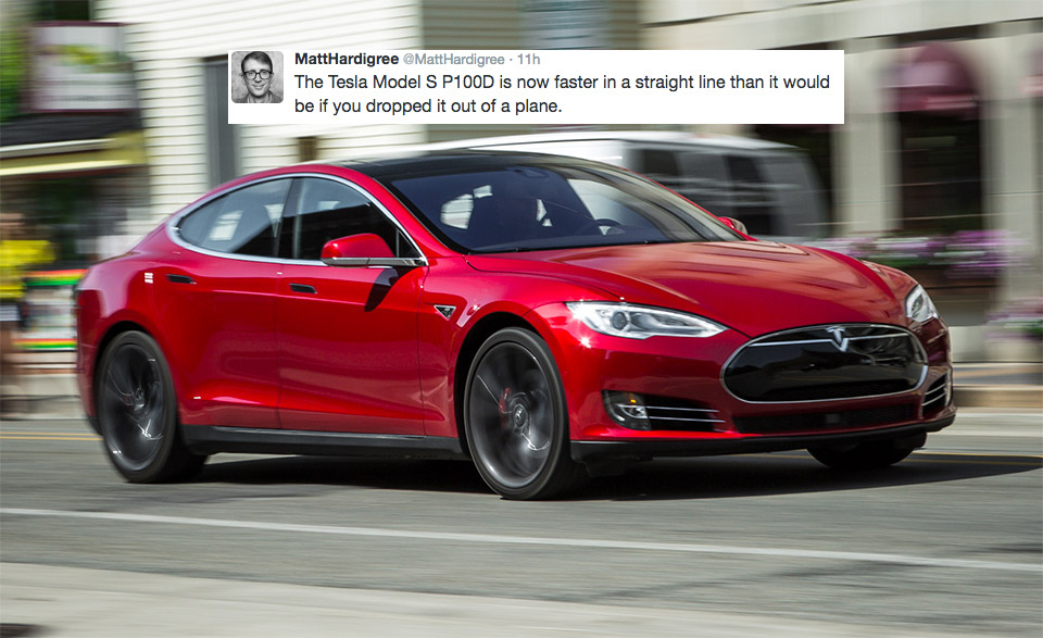 tesla_p100d_1 fastest production car in the world