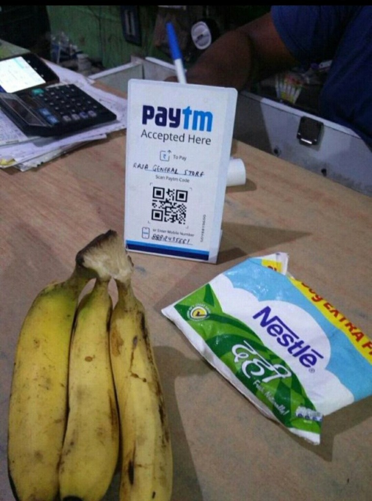 paytm accepted at