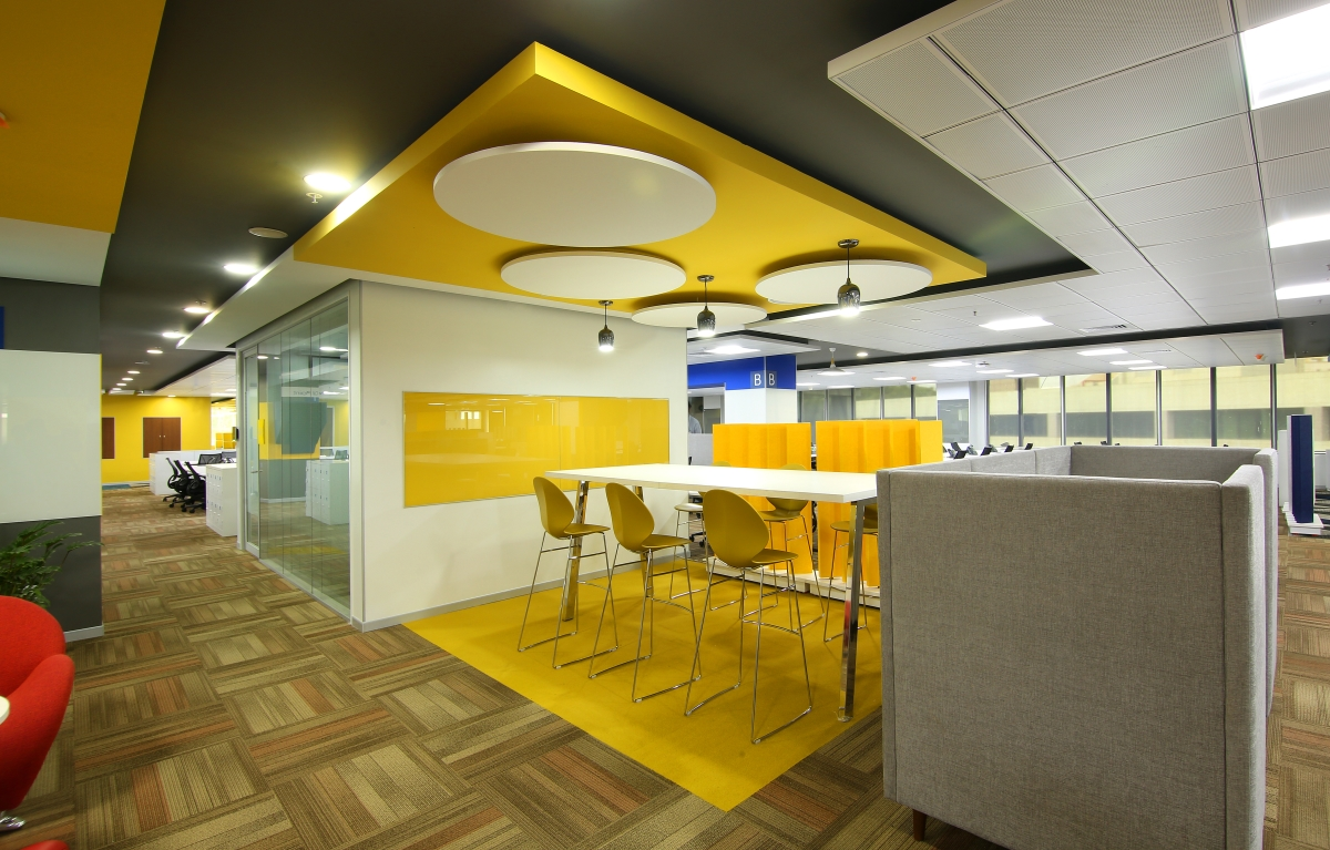 We Take A Look At Tescos Colourful Office In Bangalore