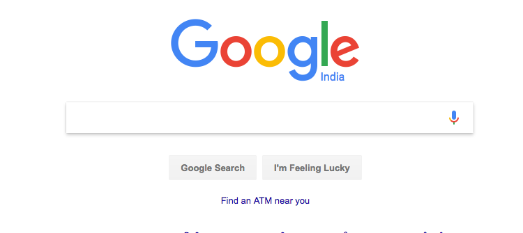 google find an atm near you