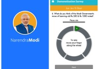 We Tried The Narendra Modi App To Vote About Demonetization & Were Pleasantly Surprised