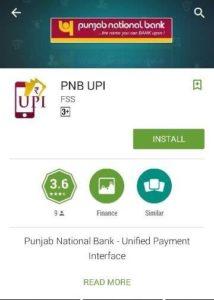 PNB-UPI-APP