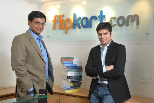 Sachin Bansal & Binny Bansal education