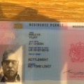 VJM UK Residency Permit