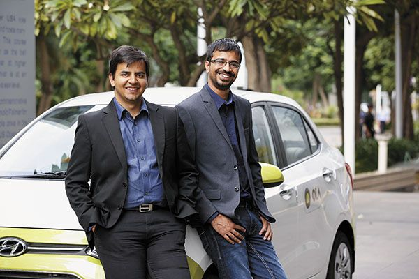 ola ceo bhavish agarwal salary