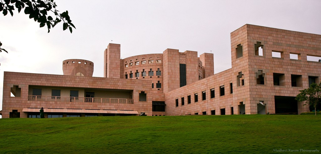 ISB Hyderabad campus