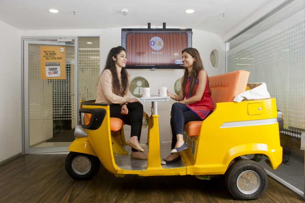olx gurgaon office