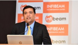 Even As E-Commerce Startups Flounder, Infibeam's Quarterly Net Profit Rises 39% To Rs. 30 Crore