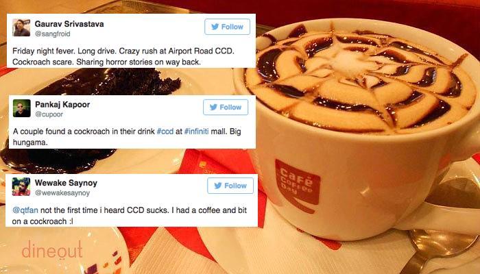 Cafe Coffee Day Iit Delhi