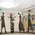 Pic3Viacom18Art- Installation at Voot Floor