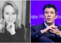 A Female Uber Employee's Post Praising Travis Kalanick Is Going Viral