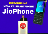"Reliance Announces ""Free"" JioPhone With Unlimited Calls And SMSes"