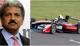 Mahindra's Racing Team Is Beating The Likes Of Jaguar And Renault In The Electric Car Version Of The Formula One