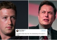 Elon Musk And Mark Zuckerberg Are Currently Trolling Each Other Over The Future Of AI