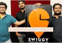 "Swiggy Says It Has ""Good Reason"" To Believe Blogpost Not Written By Former Employees"