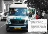 Shuttl Says It'll Run Services For Free Tomorrow After Government Crackdown And FIR Threats Against Founders