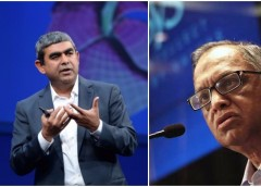Infosys Investors Lose Rs. 30,000 Crore As Sikka, Board And Narayan Murthy Trade Accusations