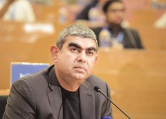 "Vishal Sikka Has Resigned As Infosys CEO Citing ""Personal Attacks"", Shares Down 7%"