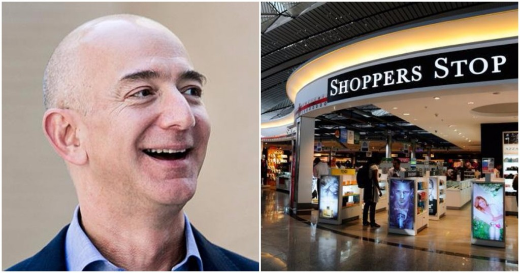 amazon shoppers stop