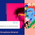 dropbox new design