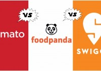 Here's How Zomato, Foodpanda And Swiggy Compare In Terms Of Revenues And Losses