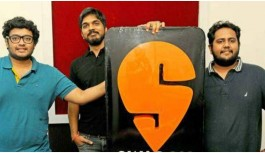 Swiggy Takes Dunzo Head On, Launches Swiggy Go For Package Deliveries
