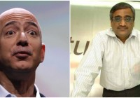 In A Strange Turn Of Events, Amazon Now Likely Has A Small Stake In Kishore Biyani's Future Retail
