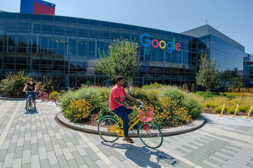 best offices in the world google